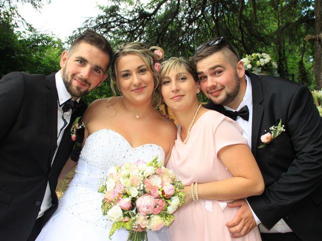 Le mariage de Romain et Sandra à Molières-sur-Cèze, Gard 72