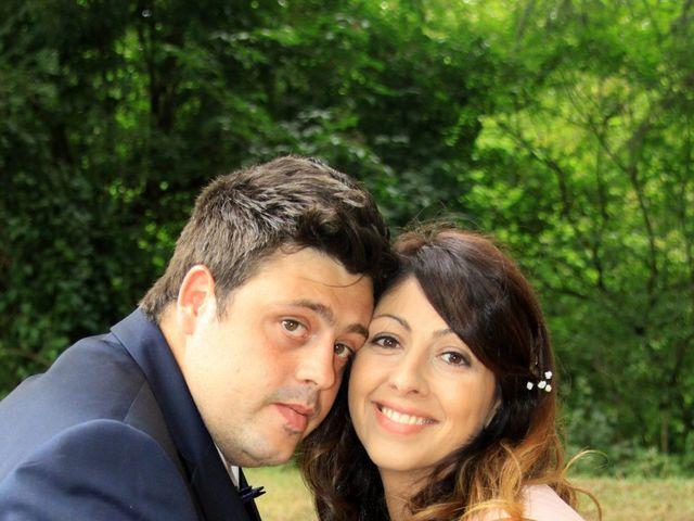 Le mariage de Romain et Sandra à Molières-sur-Cèze, Gard 74