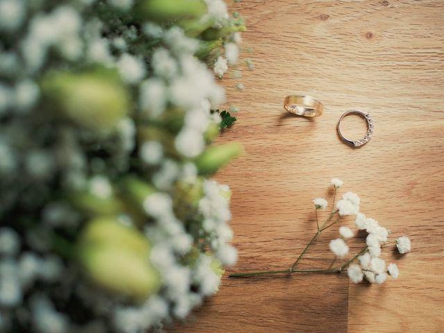 Le mariage de Christophe et Julie à Saint-Martin-d'Uriage, Isère 5
