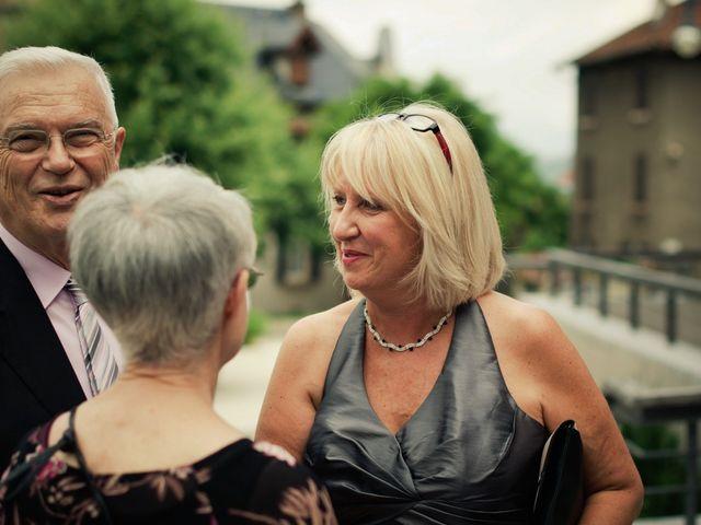 Le mariage de Christophe et Julie à Saint-Martin-d'Uriage, Isère 20