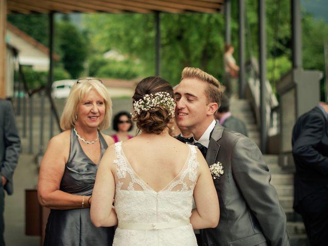 Le mariage de Christophe et Julie à Saint-Martin-d'Uriage, Isère 22