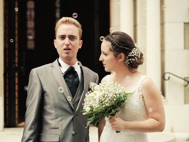 Le mariage de Christophe et Julie à Saint-Martin-d'Uriage, Isère 29