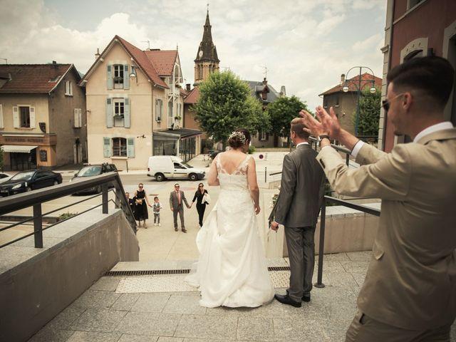 Le mariage de Christophe et Julie à Saint-Martin-d'Uriage, Isère 35