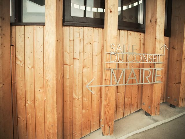 Le mariage de Christophe et Julie à Saint-Martin-d'Uriage, Isère 37