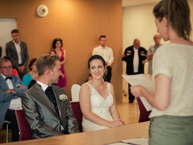 Le mariage de Christophe et Julie à Saint-Martin-d'Uriage, Isère 38