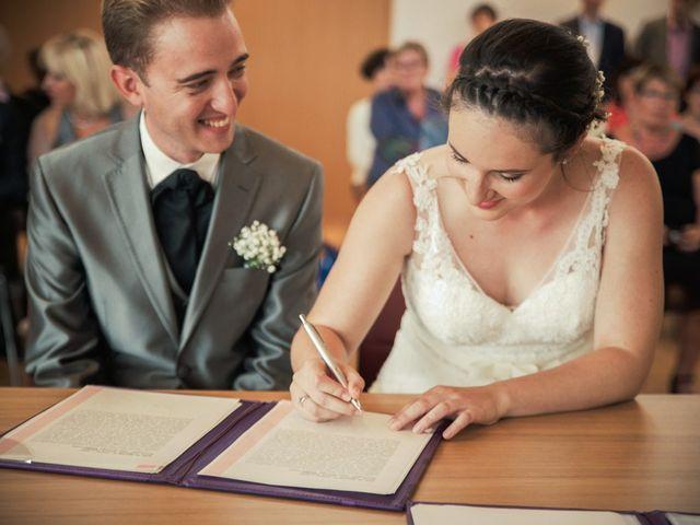 Le mariage de Christophe et Julie à Saint-Martin-d'Uriage, Isère 39