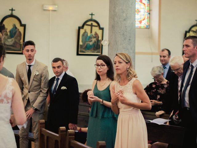 Le mariage de Christophe et Julie à Saint-Martin-d'Uriage, Isère 53