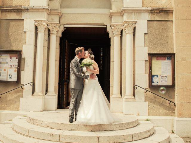 Le mariage de Christophe et Julie à Saint-Martin-d'Uriage, Isère 60