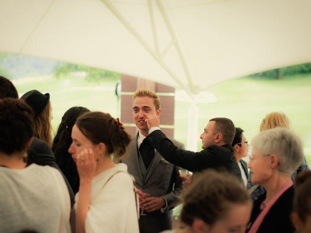 Le mariage de Christophe et Julie à Saint-Martin-d'Uriage, Isère 71