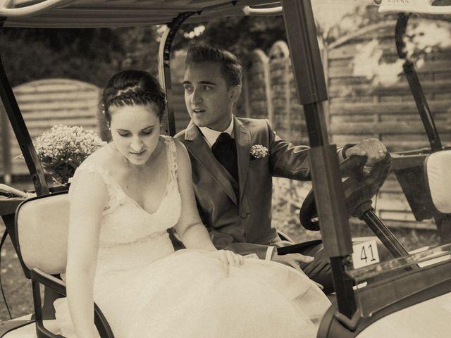Le mariage de Christophe et Julie à Saint-Martin-d'Uriage, Isère 89