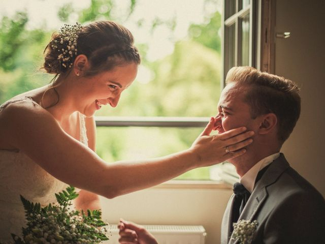 Le mariage de Christophe et Julie à Saint-Martin-d'Uriage, Isère 1