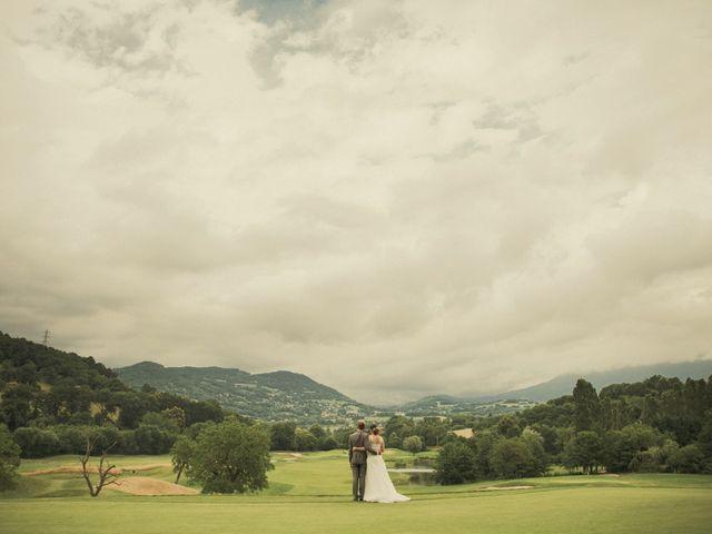 Le mariage de Christophe et Julie à Saint-Martin-d'Uriage, Isère 101