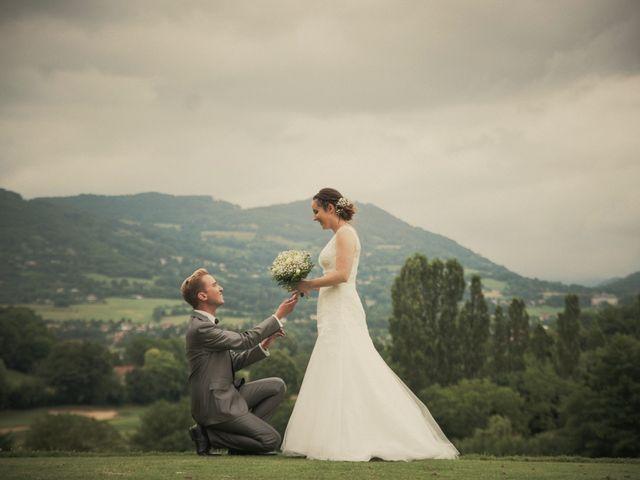 Le mariage de Christophe et Julie à Saint-Martin-d'Uriage, Isère 105