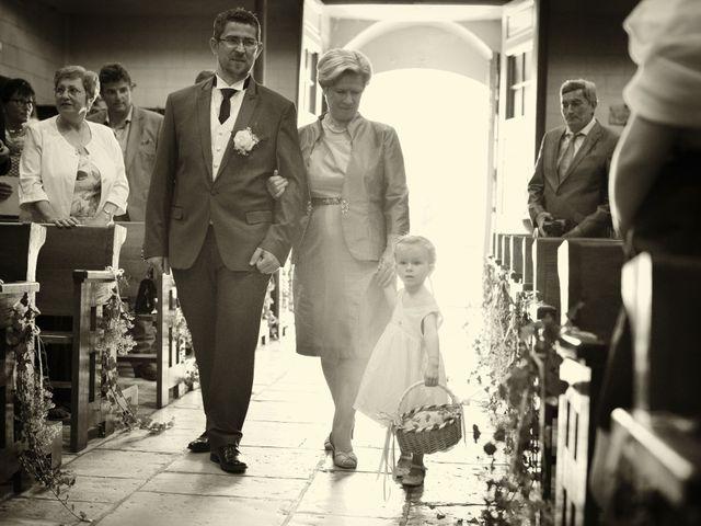 Le mariage de Romain et Audrey à Méobecq, Indre 14