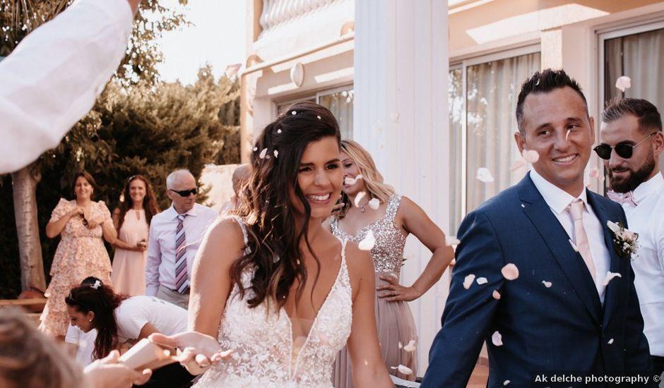 Le mariage de Nicolas et Chloé à Bormes-les-Mimosas, Var