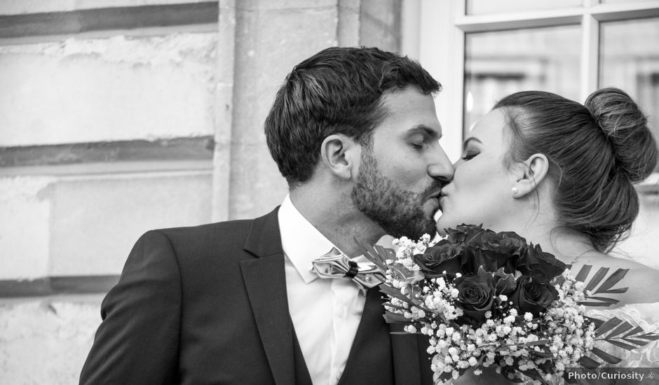 Le mariage de Andréas et Barbara à Nantes, Loire Atlantique