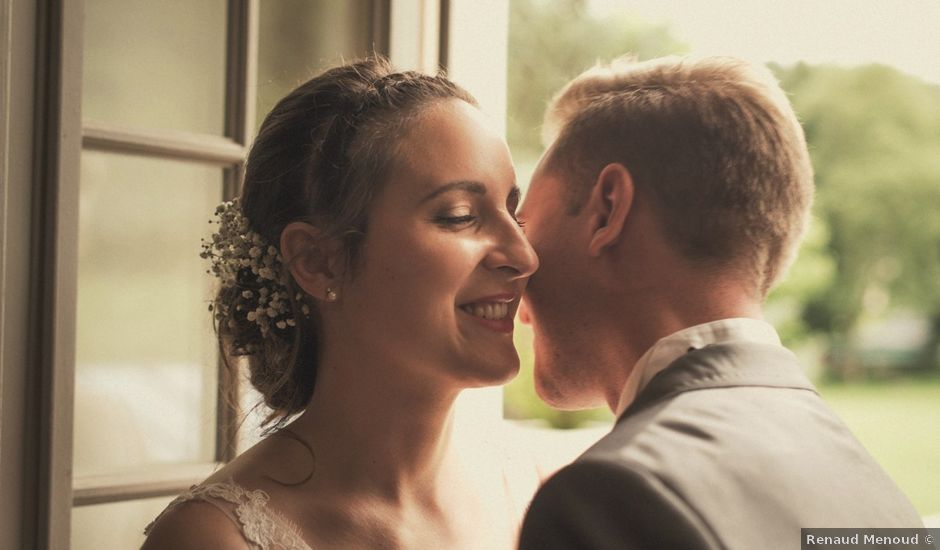 Le mariage de Christophe et Julie à Saint-Martin-d'Uriage, Isère