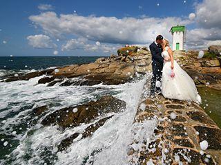 Le mariage de Amélie et Alan