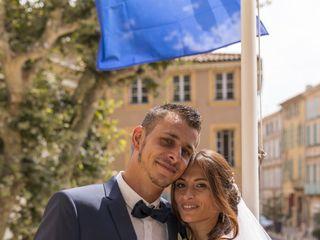 Le mariage de Julia et Anthony 1