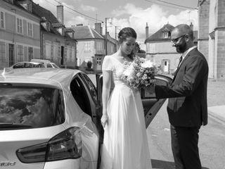 Le mariage de Madeline et Mathieu