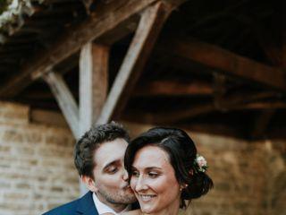 Le mariage de Sédrine et Baptiste 1