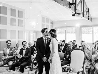 Le mariage de Sédrine et Baptiste