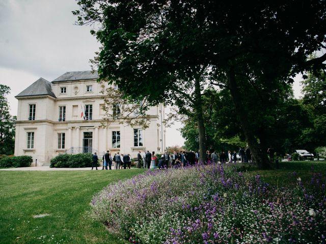 Le mariage de Mathieu et Céline à Feuguerolles-Bully, Calvados 12