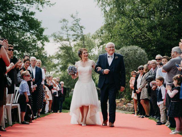 Le mariage de Mathieu et Céline à Feuguerolles-Bully, Calvados 14