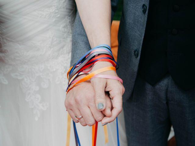 Le mariage de Mathieu et Céline à Feuguerolles-Bully, Calvados 15