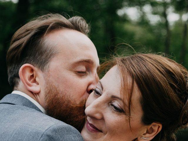 Le mariage de Mathieu et Céline à Feuguerolles-Bully, Calvados 20