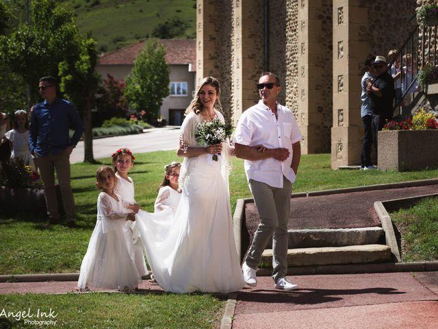 Le mariage de Stéphane et Nathalie à Roybon, Isère 2