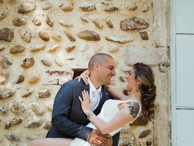 Le mariage de Stéphane et Nathalie à Roybon, Isère 1