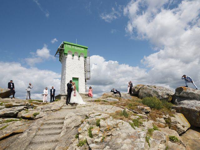 Le mariage de Alan et Amélie à Quimper, Finistère 1