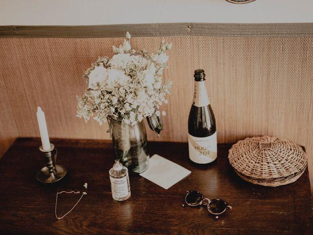 Le mariage de Hugo et Zoé à Rochefort-du-Gard, Gard 18