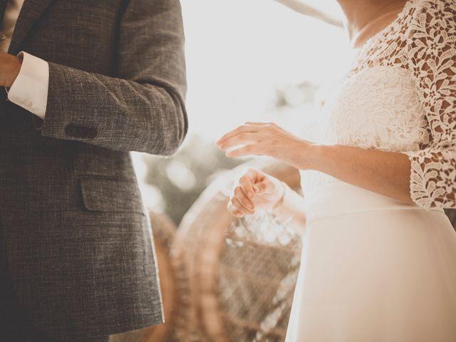 Le mariage de Hugo et Zoé à Rochefort-du-Gard, Gard 34