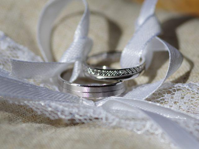 Le mariage de Anthony et Angélique à Le Vaudreuil, Eure 1
