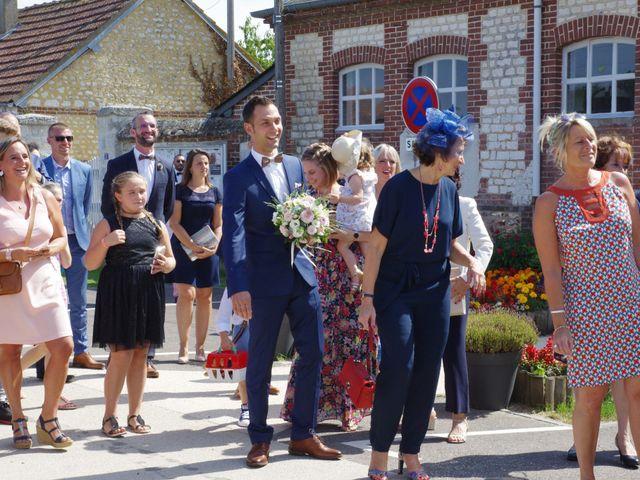 Le mariage de Anthony et Angélique à Le Vaudreuil, Eure 7
