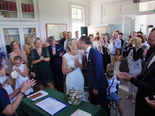 Le mariage de Anthony et Angélique à Le Vaudreuil, Eure 10
