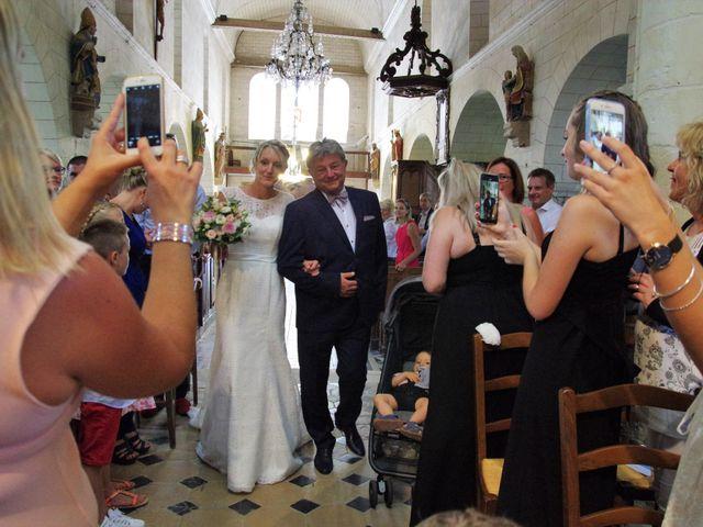 Le mariage de Anthony et Angélique à Le Vaudreuil, Eure 12
