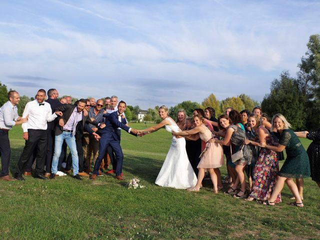 Le mariage de Anthony et Angélique à Le Vaudreuil, Eure 30