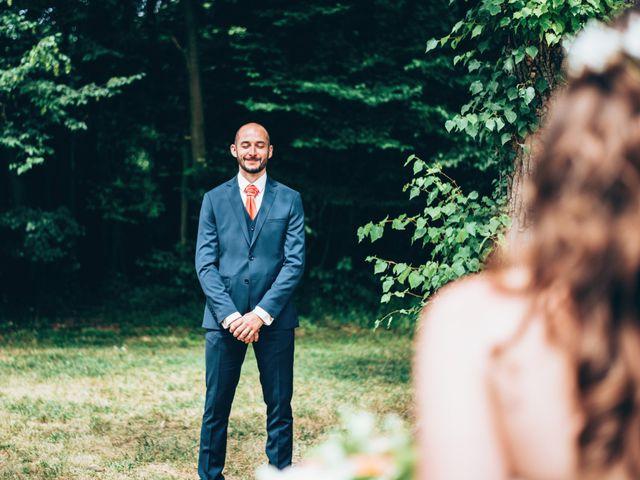 Le mariage de Mathieu et Muriel à Strasbourg, Bas Rhin 1