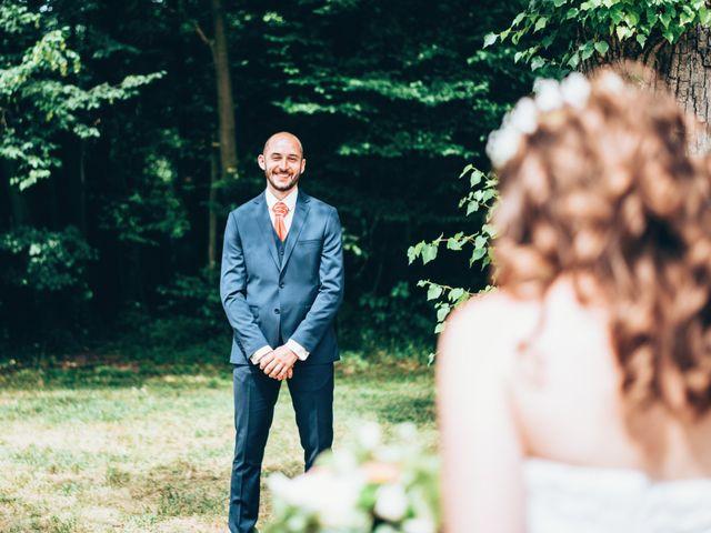 Le mariage de Mathieu et Muriel à Strasbourg, Bas Rhin 2