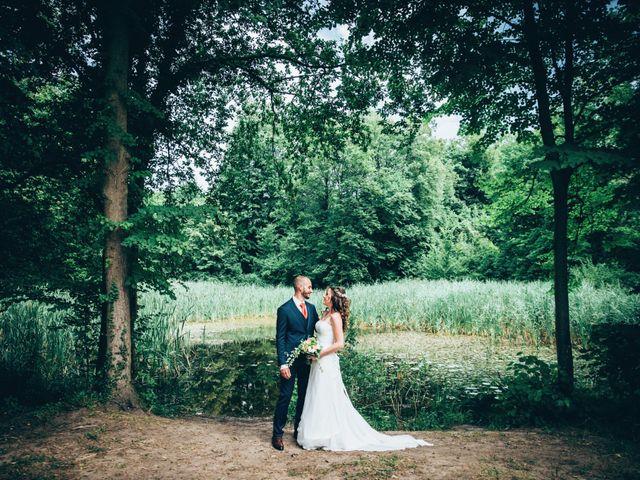 Le mariage de Mathieu et Muriel à Strasbourg, Bas Rhin 6