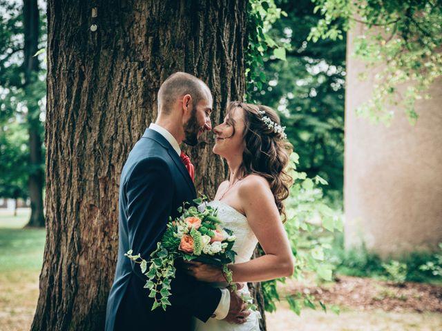 Le mariage de Mathieu et Muriel à Strasbourg, Bas Rhin 7