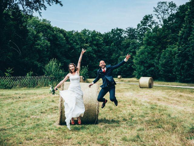 Le mariage de Mathieu et Muriel à Strasbourg, Bas Rhin 14