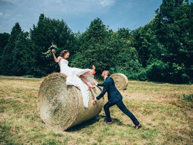 Le mariage de Mathieu et Muriel à Strasbourg, Bas Rhin 15