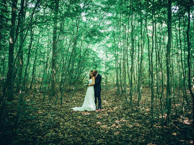 Le mariage de Muriel et Mathieu