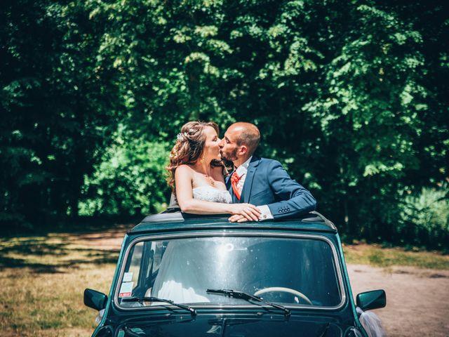 Le mariage de Mathieu et Muriel à Strasbourg, Bas Rhin 17