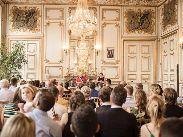 Le mariage de Mathieu et Muriel à Strasbourg, Bas Rhin 20
