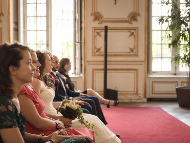 Le mariage de Mathieu et Muriel à Strasbourg, Bas Rhin 21